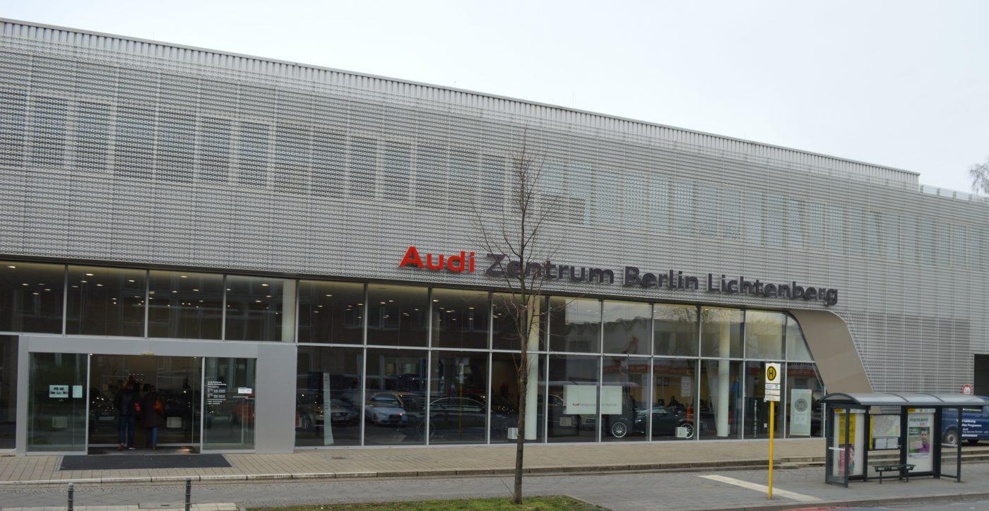 Audi Zentrum Lichtenberg
